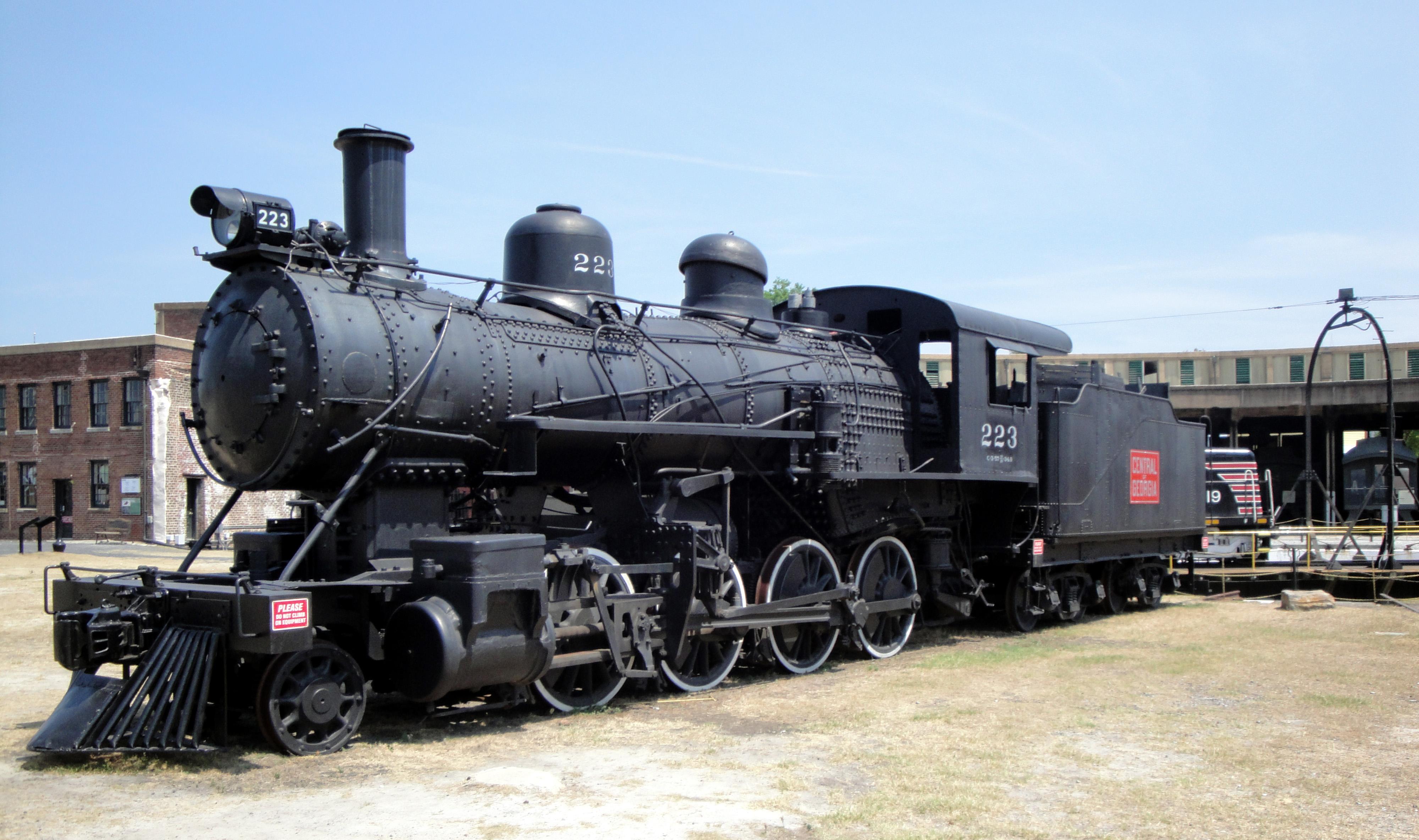 Virginia City Railroad Tour