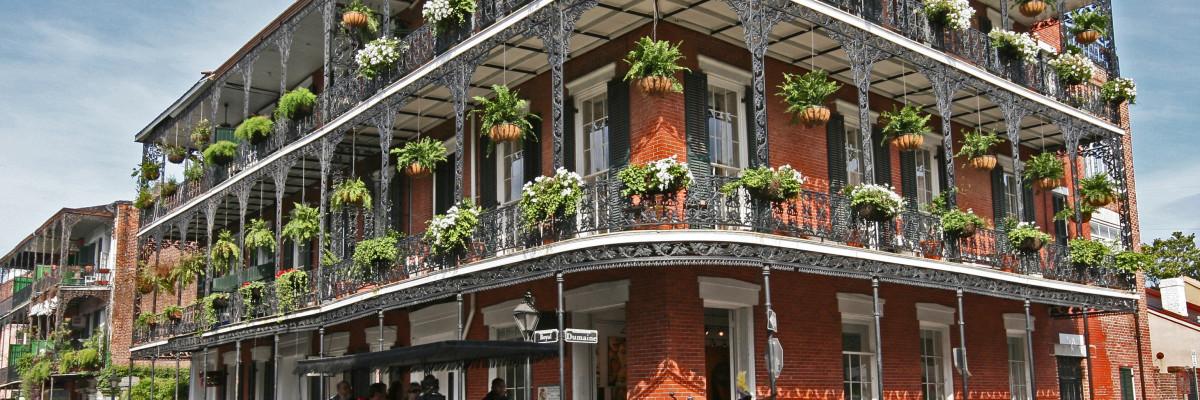 French Quarter, Louisiana