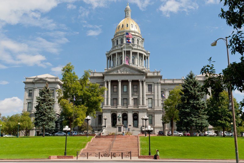 State Capitol of Colorado, Denver