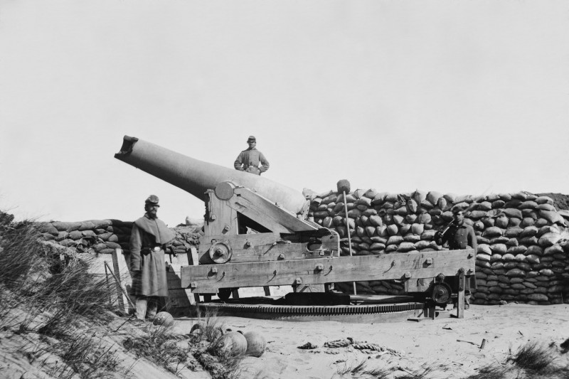 Fort Fisher 1865