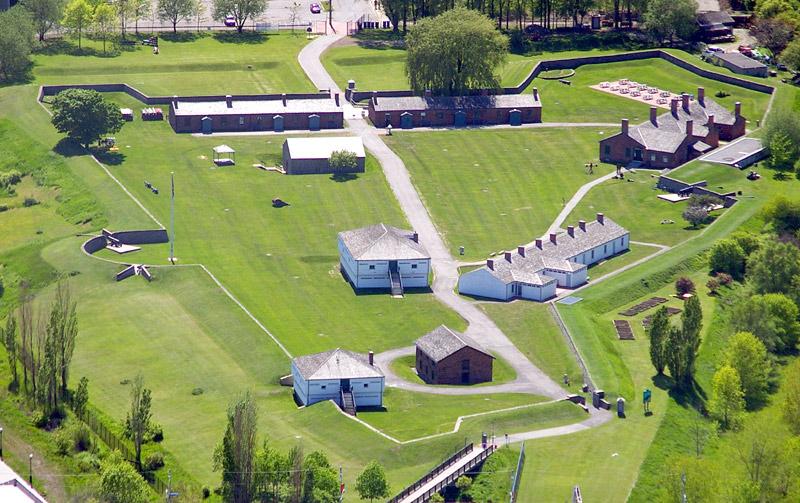Fort York Courtesy of Vlad Litvinov/Wikimedia Commons