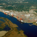 Wilmington, North_Carolina Port