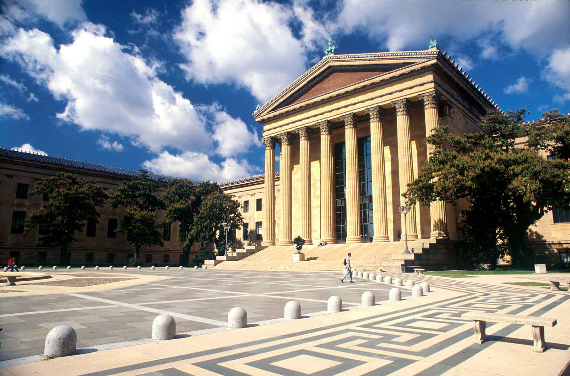 philadelphia museum of art In 2016, the philadelphia museum of art held its first-ever hackathon, amid a  push to rethink its approach to technology and, of course, get.