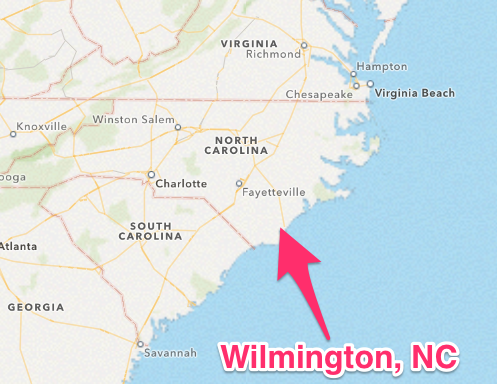 Travel Thru History Things To Do In Wilmington North Carolina