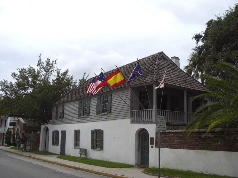 The González-Alvarez House Photo courtey of Poco a poco/Wikimedia