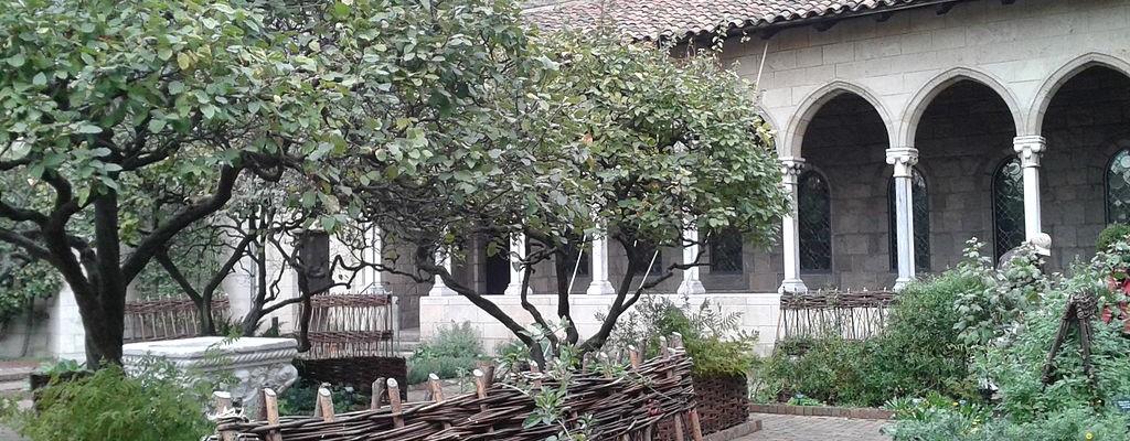 """""""Bonnefont"""" Cloister and Garden"""