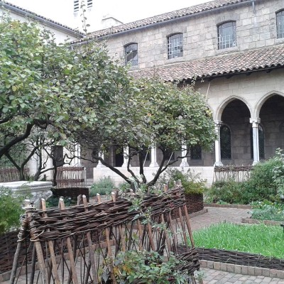 """Bonnefont"" Cloister and Garden"