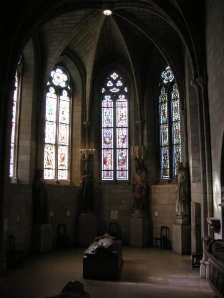 Gothic Chapel Photo courtesy of Sailko/Wikimedia Commons