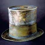 Lincoln's hat he wore the day of the assassination
