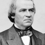 The Vice President - Andrew Johnson, his would-be assassin chickens out and he becomes a terrible President