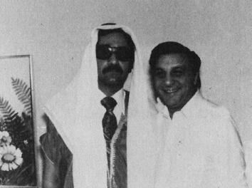 """Sheik Abdul"" the FBI informant"