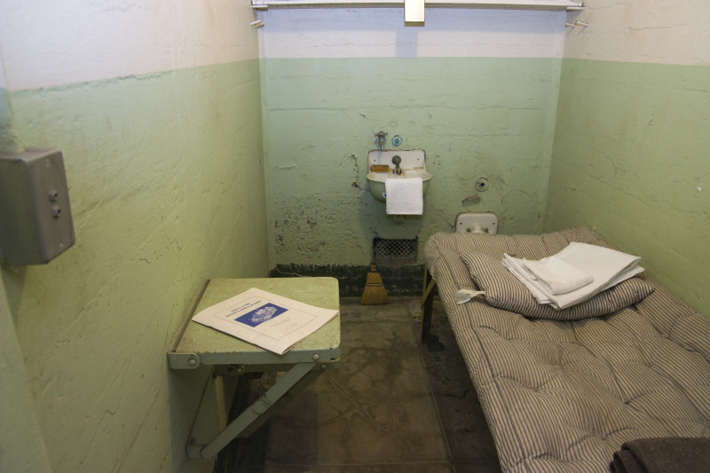 Inside Alcatraz The Hole Travel Thru History Vi...