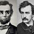 Lincoln & his killer John Wilkes Booth