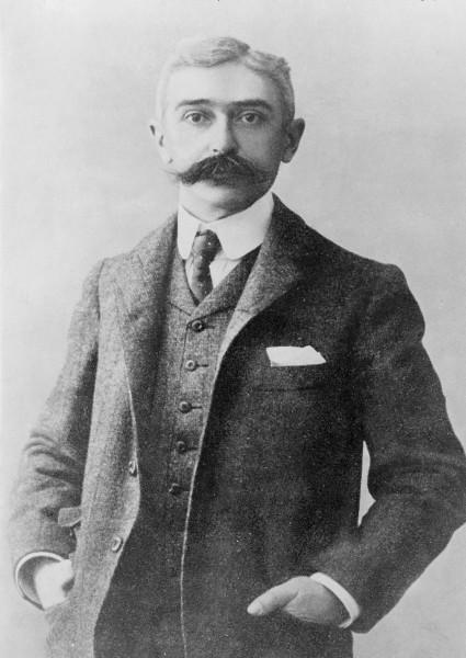Baron Pierre de Coupertin