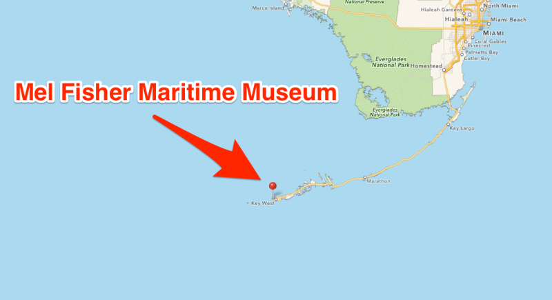 Mel Fisher Museum, Key West, FL