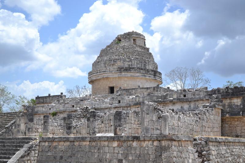 El_caracol_de_Chichén_Itzá