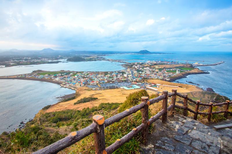 Jeju Volcanic Islands
