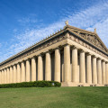 Parthenon Replica at Centennial Park in Nashville, Tennessee