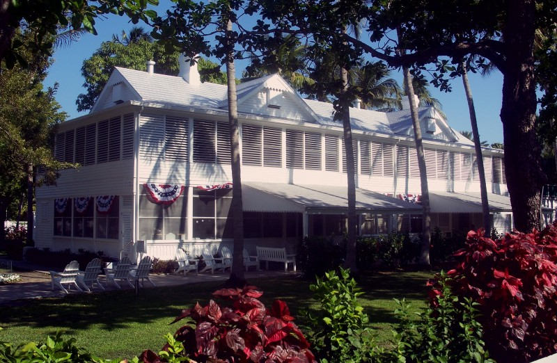 Harry S. Truman Little White House Courtesy of Ebyabe/Wikimedia Commons