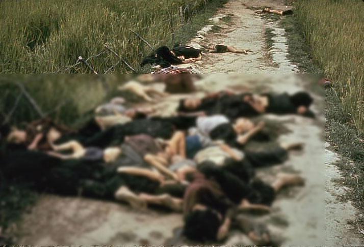 My Lai Massacre Cambodia