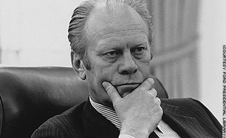 gerald ford assassination
