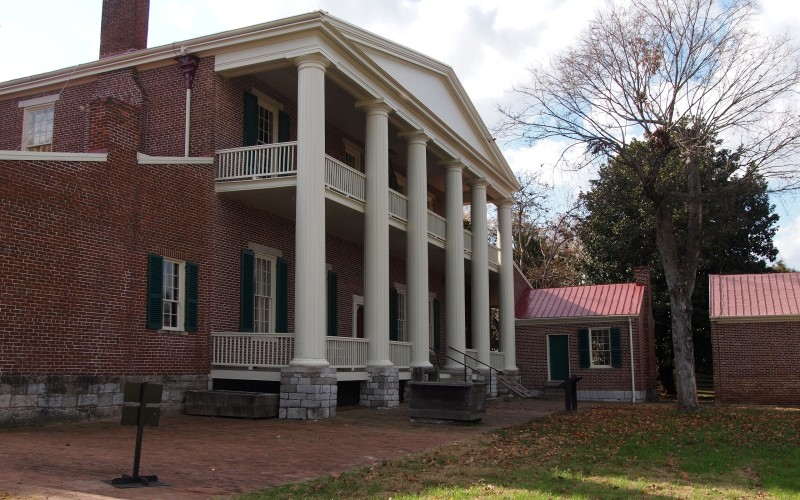 Travel Thru History The Hermitage Andrew Jackson 39 S Tennessee Home Tra