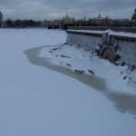 Frozen Neva