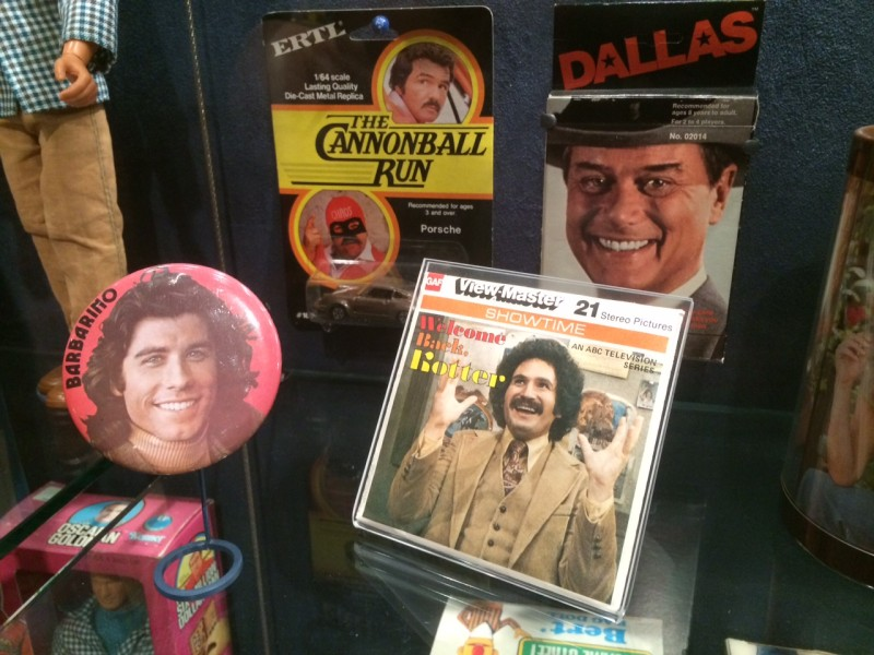 Geppi Museum artifacts
