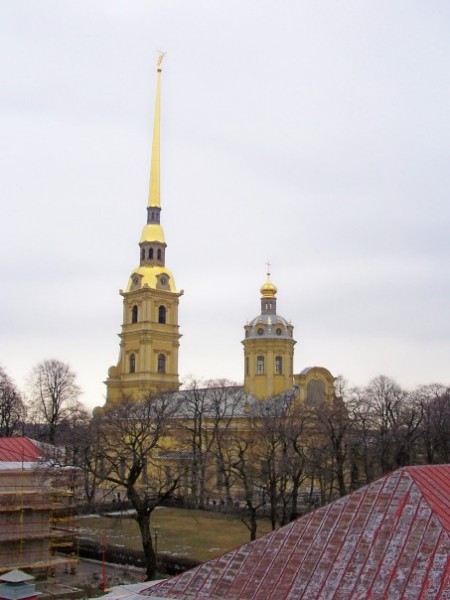 Peter and Paul Fortress 3