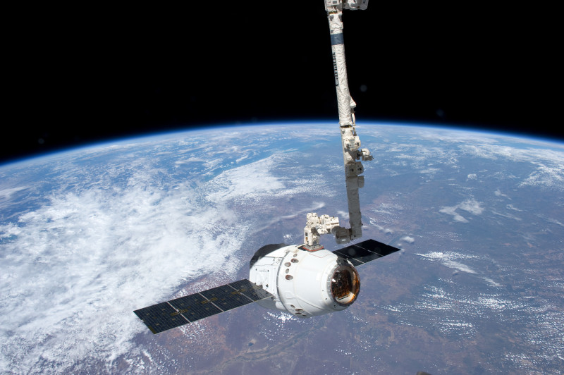 SpaceX Dragon ISS