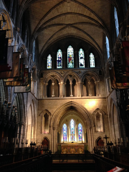 St. Patrick's Cathedral. Photo by Joe Dorsey.