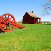 Saratoga National Battlefield State Park