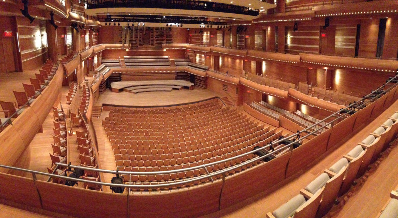 Maison Symphonique (Montreal Symphony House). Photo by Joe Dorsey