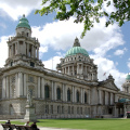 Belfast City Hall, photo via wikipedia.