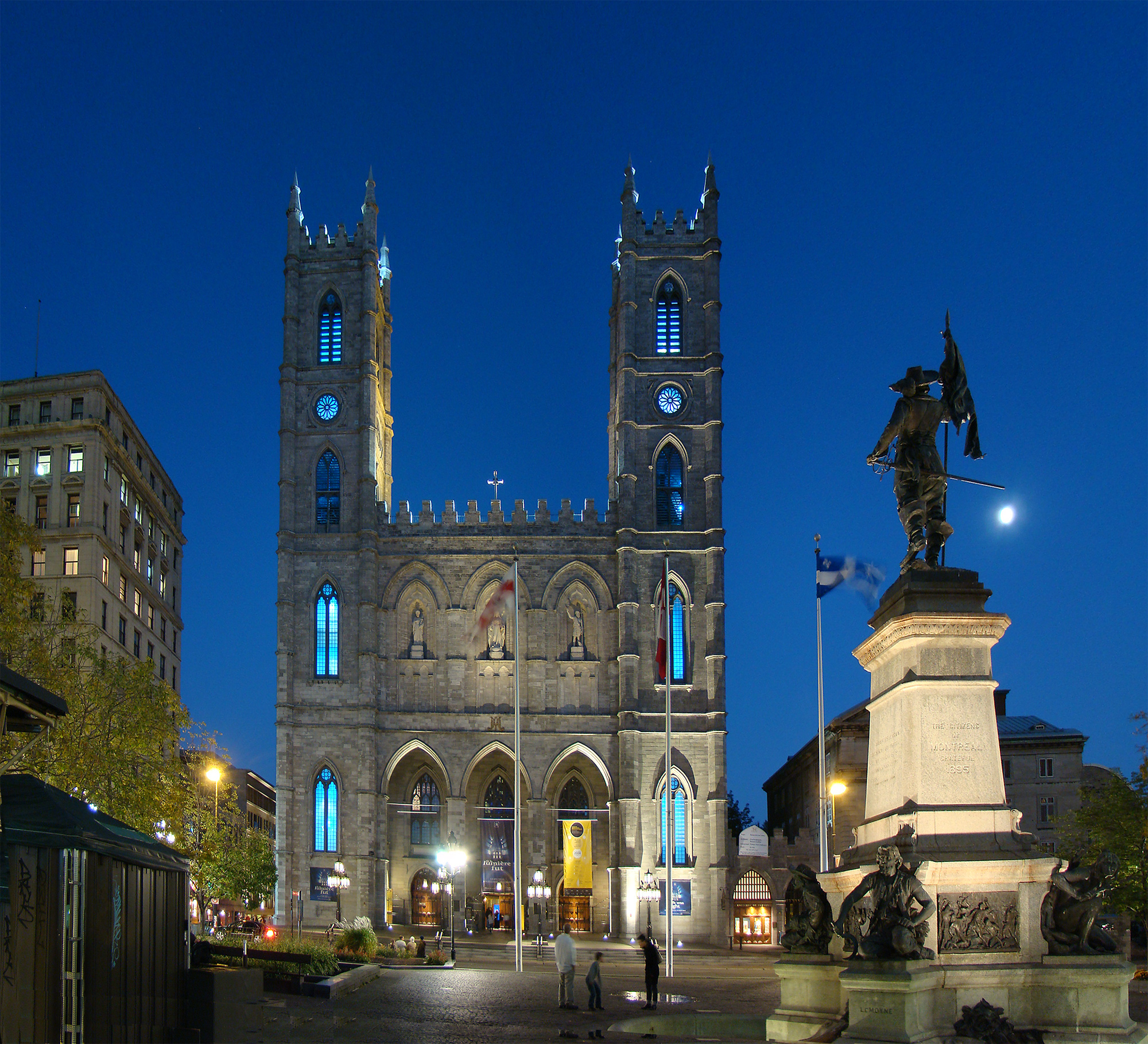 Travel Thru History Visit Montreal Quebec And Experience