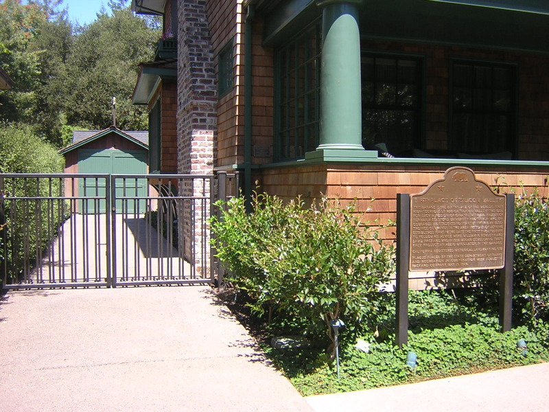 The garage startup that started Hewlett Packard. Photo via wikipedia.