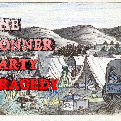 The tragic story of the Donner Party expedition.