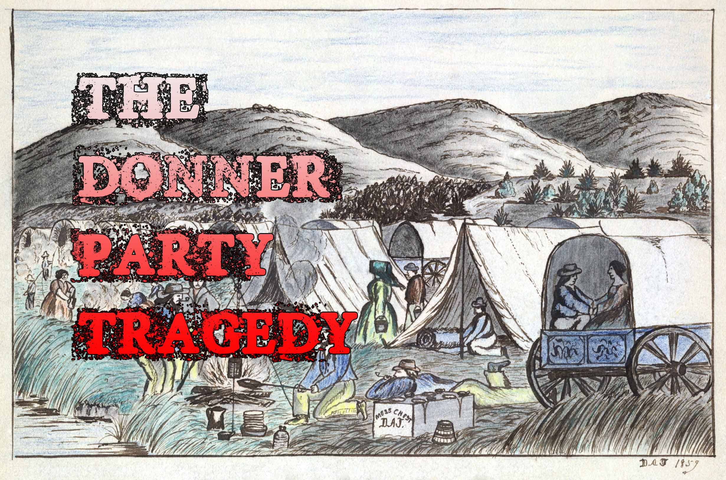 the donner party and the american Watch american experience: the donner party from season 5 at tvguidecom.