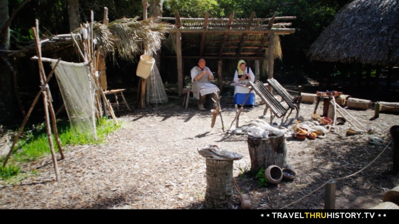 The Fountain of Youth Archaeological Site breathes life into St. Augustine's Timucuan roots.