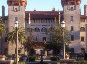 The Lightner Museum, built by Henry M. Flagler, is now home to a museum that honors the art of collecting. Photo credit: Wikipedia.com