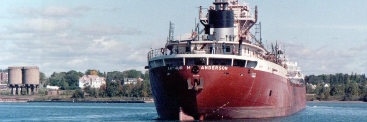 Laker class ship SS Arthur M Anderson