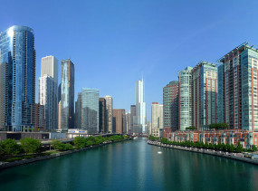 Welcome to The Windy City! Photocredit: Wikipedia.com