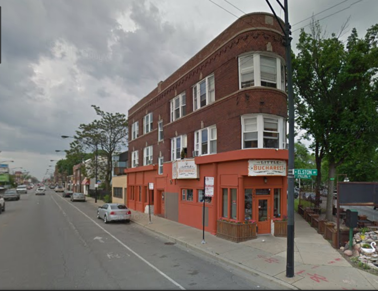 Little Bucharest Bistro is the little Bucha-best bistro in town! Photo credit: Google Maps.