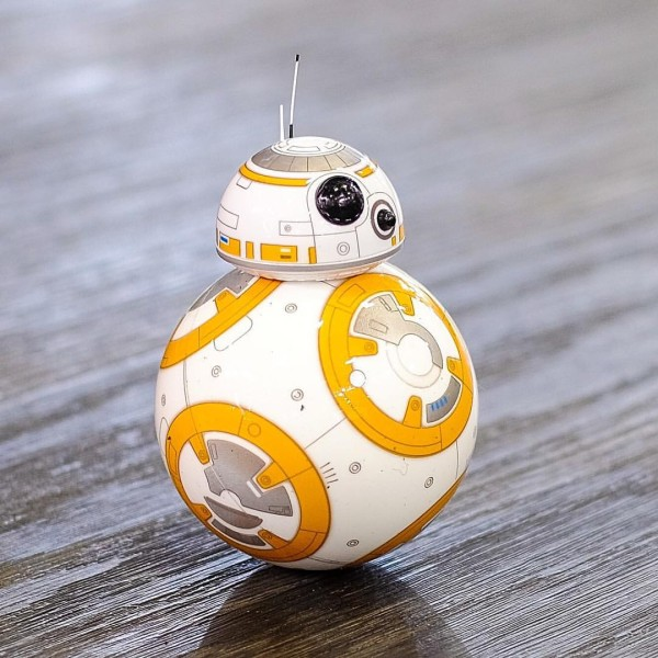 In Episode 8, we have 1 request. More BB-8 please.