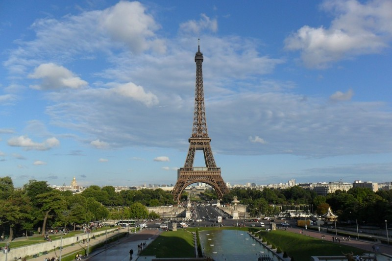 The Eiffel Tower - once an eyesore, now an icon.