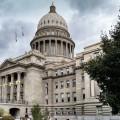 Idaho state capitol building, Boise, Idaho