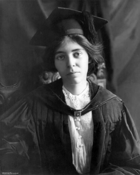 Alice Paul in 1913.