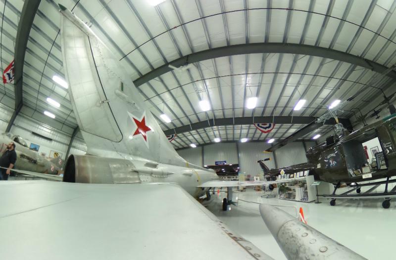 Warhawk Air Museum, Nampa, Idaho