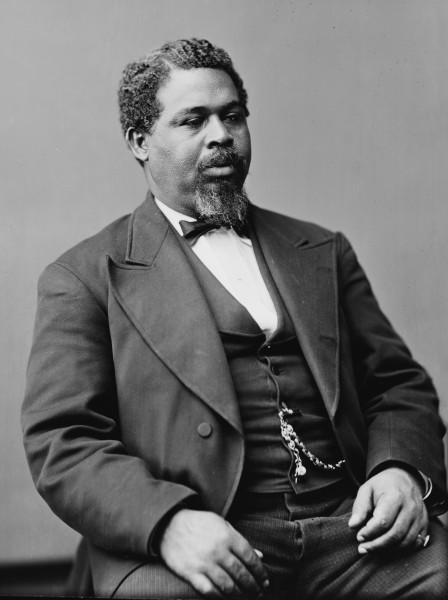 US Congressman Robert Smalls