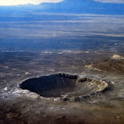 Barringer Meteor Crater, Flagstaff, Arizona